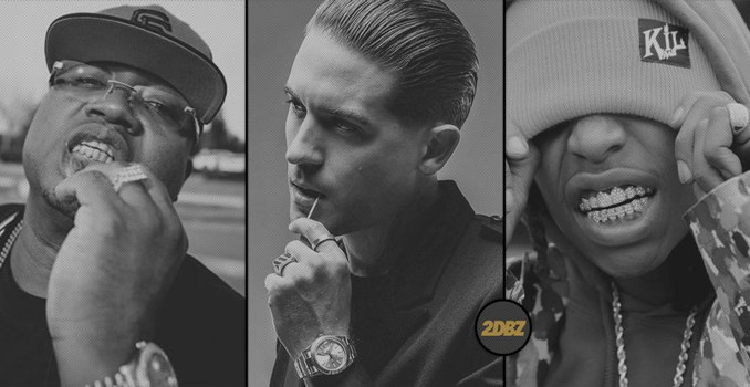 G-Eazy Updates 'B-Sides' EP with E-40, Nef the Pharaoh Features