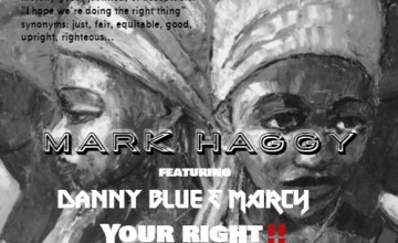 Mark Haggy f Danny Blue MARCY - Your Right