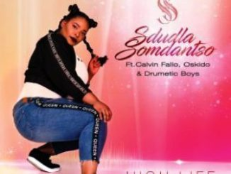 Sdludla Somdantso – High Life (Afro Tech Club Mix) Ft. Drumetic Boys & OSKIDO