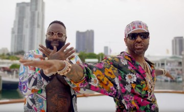"Jim Jones & The Heatmakerz – State of the Union"" f. Rick Ross (Video)"