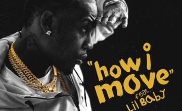 "Flipp Dinero – ""How I Move"" f. Lil Baby"