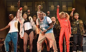 DaBaby Delivers Lively 'Saturday Night Live' Performances