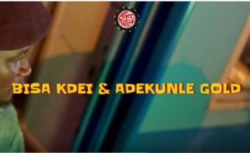 VIDEO Bisa Kdei – Adiza ft. Adekunle Gold