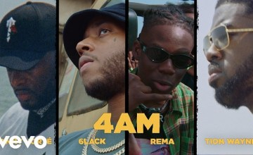 VIDEO Manny Norte – 4AM ft. Rema, 6lack, Tion Wayne, Love Renaissance