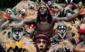 [Video] Burna Boy – Wonderful