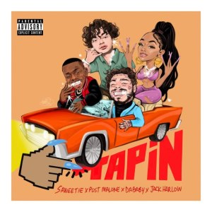 Saweetie ft Post Malone, DaBaby & Jack Harlow – Tap In Ft.