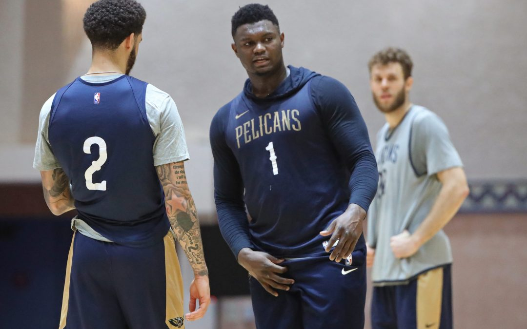 Zion Update, Brandon Ingram for MIP, Jrue Holiday for All-D, and more award candidates?