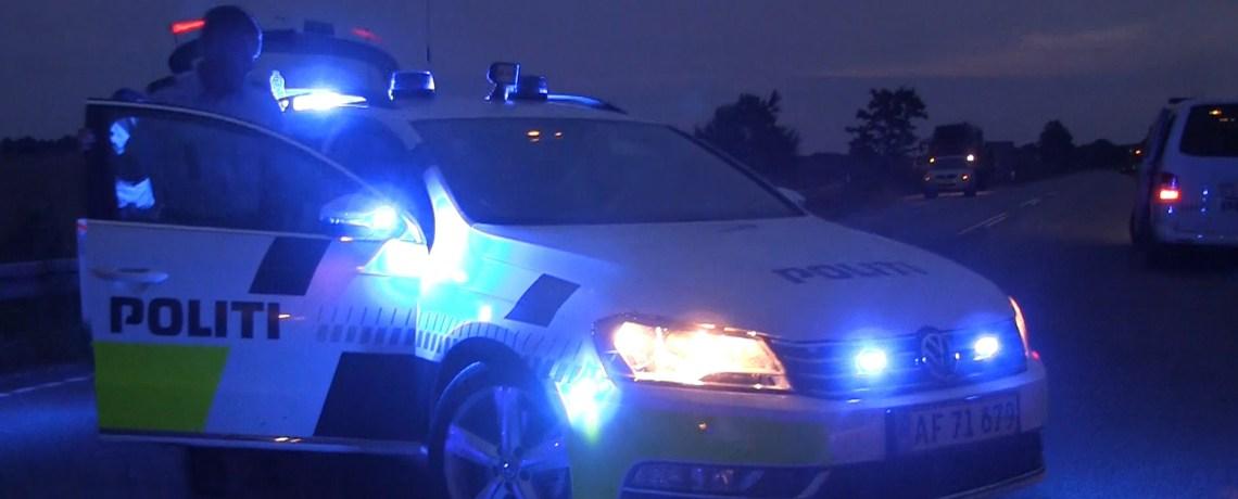 Endringer i inndelingen i lensmanns- politistasjonsdistrikter og tjenestesteder (Politireformen)