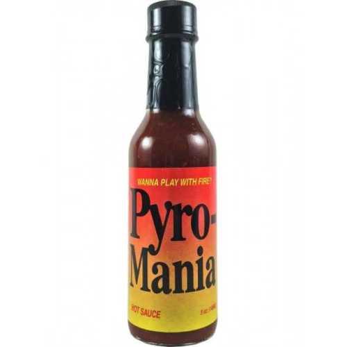 Pyro-mania Hot Sauce