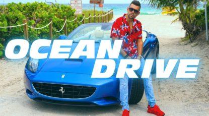 Ocean Drive Cover