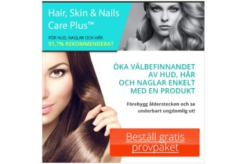 Hair, Skin & Nails Care Plus