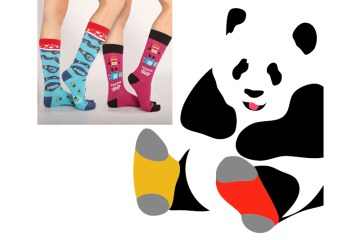 Panda Socks strumpprenumeration