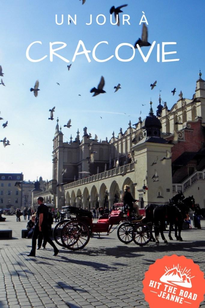 Que visiter en un jour à Cracovie?