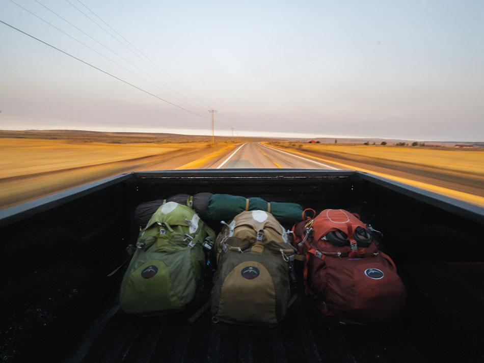 En voyage, n'organise pas trop à l'avance.