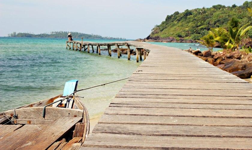 Koh Kood, plages, cocotiers et couples