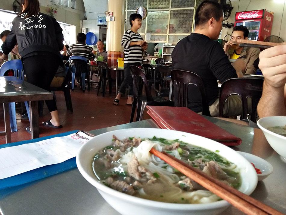 Lexique du voyage au Vietnam - S comme Street Food