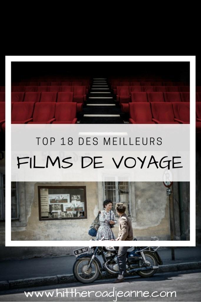 Top 18 des meilleurs films de voyage