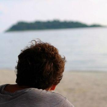 Retrouver l'inspiration face à la mer