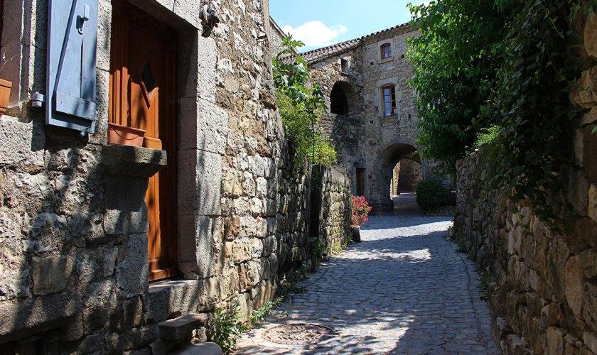 Les 10 plus beaux villages d'Ardèche du Sud