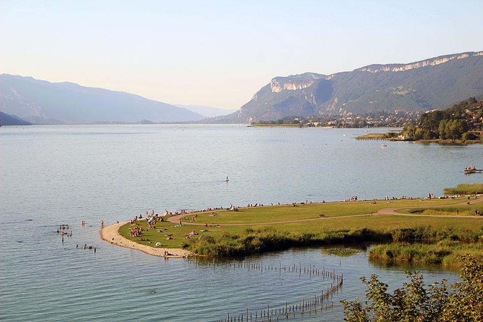 Séjour à Aix-les-Bains et autour du lac du Bourget en Savoie (France)