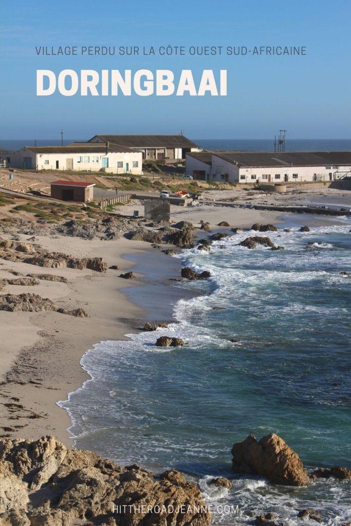 Doringbaai, village perdu sur la côte ouest sud-africaine