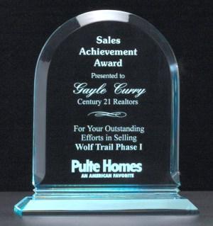 A6520 A6522 A6524 Acrylic Award