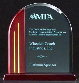 A6575 Acrylic Award