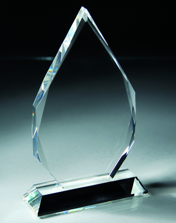 CRY36 Crystal Award Blank