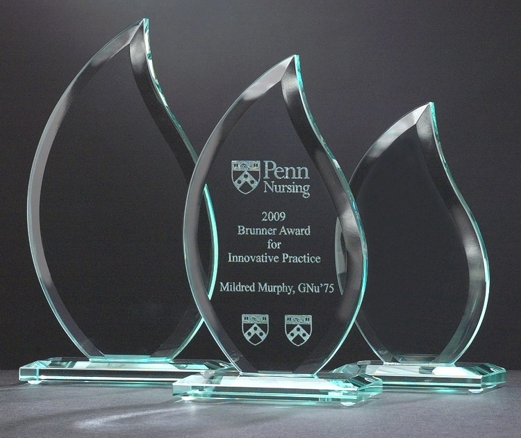 Make your Function Extra Special with Engraved Glass Awards