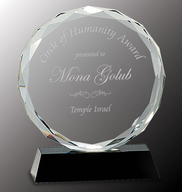 CRY001L Crystal Award
