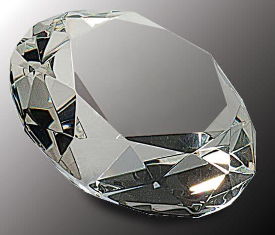 CRY108 Crystal Diamond-blank