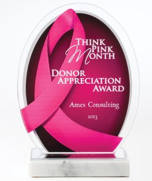 Breast Cancer Awareness Award DT1349