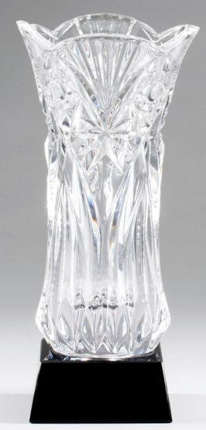 LC26B Crystal Vase