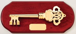 Key to the City Plaque AP70