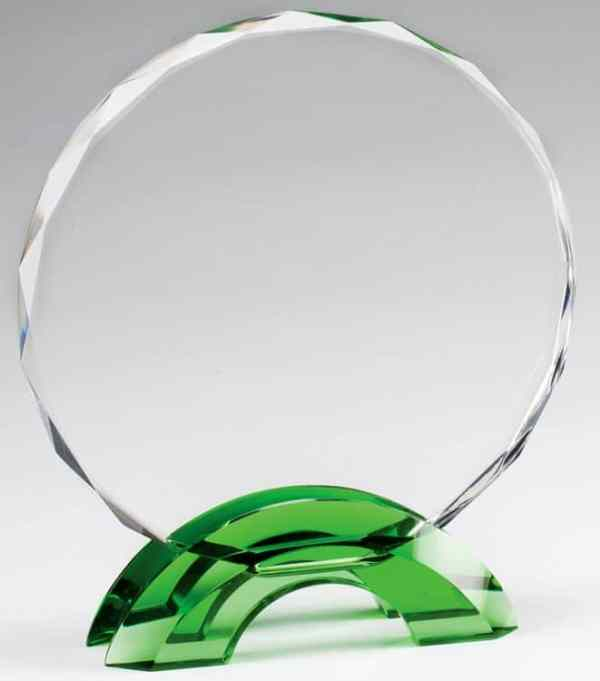 CRY451 Crystal Circle Award