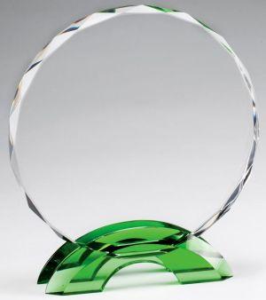 CRY452 Crystal Circle Award