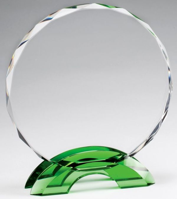 CRY452 Crystal Circle Award