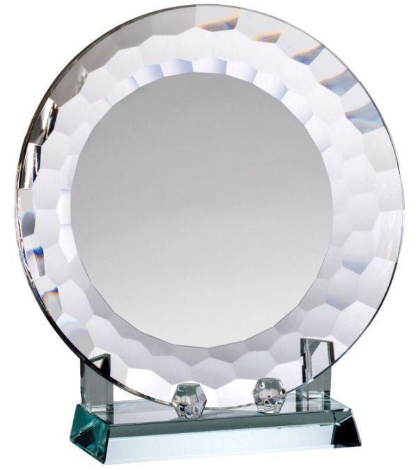 CRY525 Glass Plate Award