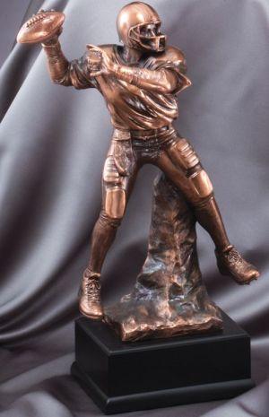 Quarterback Statue Trophy RFB326