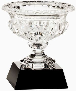 LC22B Crystal Vase
