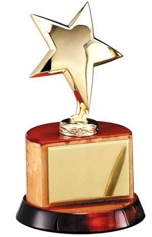 RWB72 Burlwood Star Trophy
