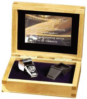 Silver Whistle Award ASGS-S