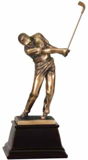 GSN03 Male Golf Trophy