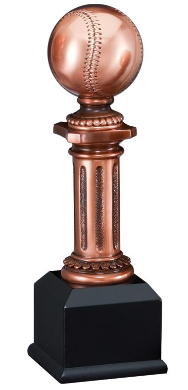 RFB028 Baseball Pedestal Trophy