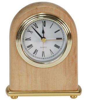 Red Alder Desk Clock RA001