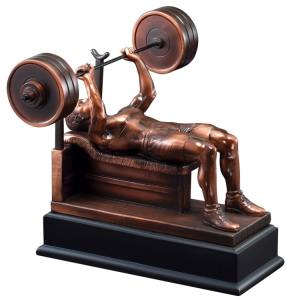 Bench Press Trophy RFB088
