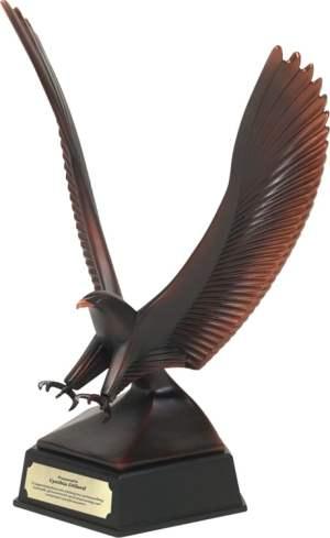 82016-Z Victory Eagle Statue