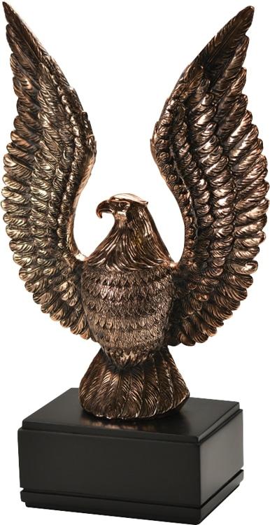 60710GS Eagle Statue