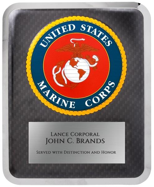 Marines Seal Plaque HER231