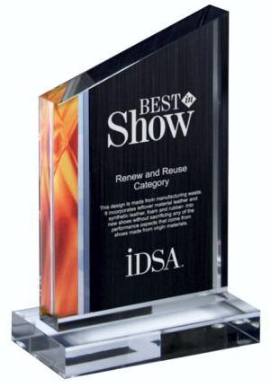 DT872B-F Acrylic Award